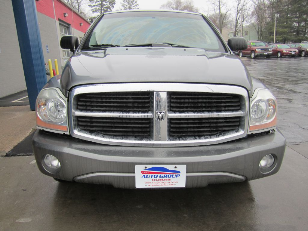 2005 Dodge Durango  - MCCJ Auto Group