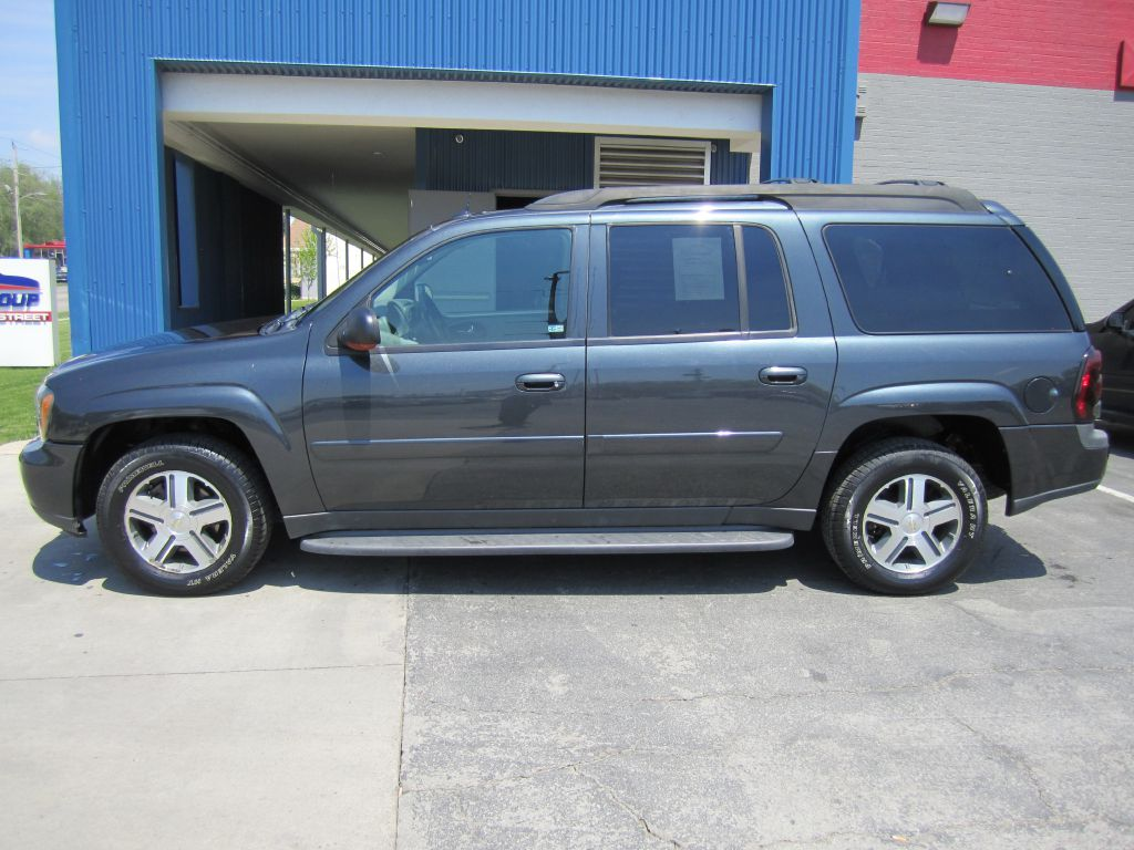 2005 Chevrolet Trailblazer Ext Ls 4wd Stock 101022 Des Moines Ia 50315