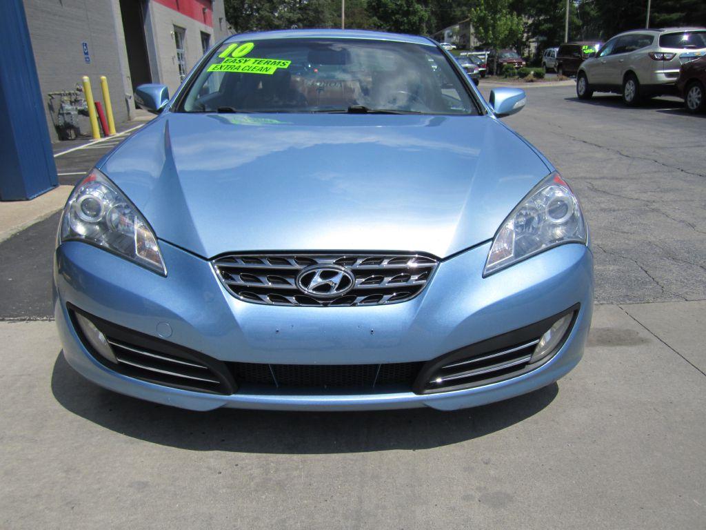 2010 Hyundai GENESIS COUPE  - MCCJ Auto Group