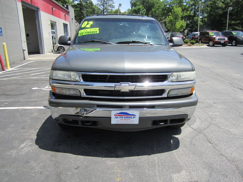 2002 Chevrolet Tahoe  - MCCJ Auto Group