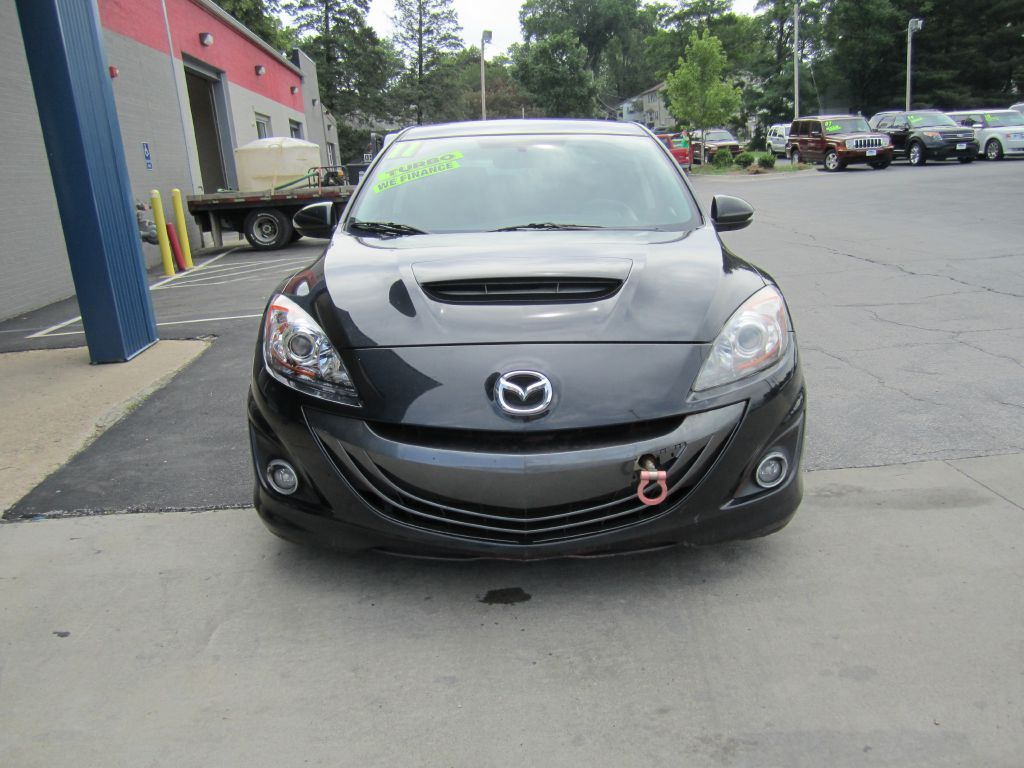 2011 Mazda Mazda3  - MCCJ Auto Group