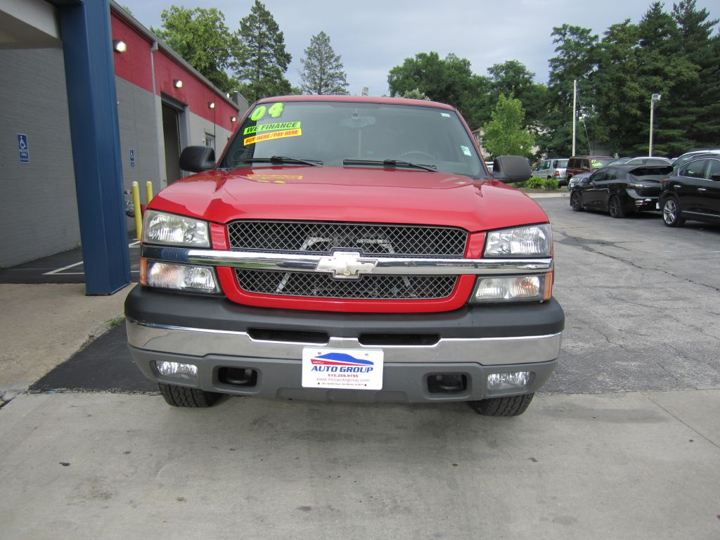 2004 Chevrolet Silverado 1500  - MCCJ Auto Group