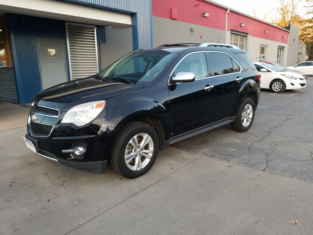 2010 Chevrolet Equinox  - MCCJ Auto Group