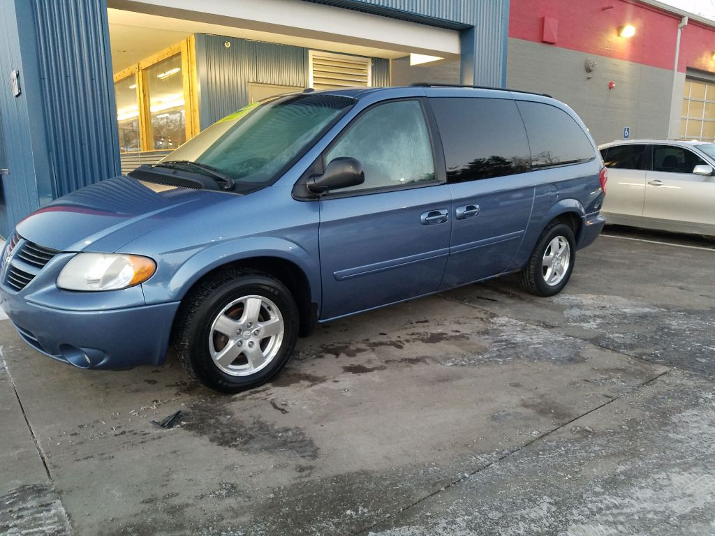2007 Dodge Grand Caravan  - MCCJ Auto Group