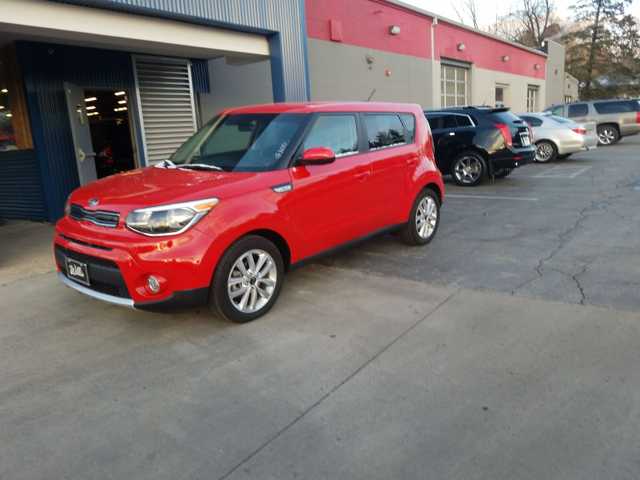2017 Kia Soul  - MCCJ Auto Group