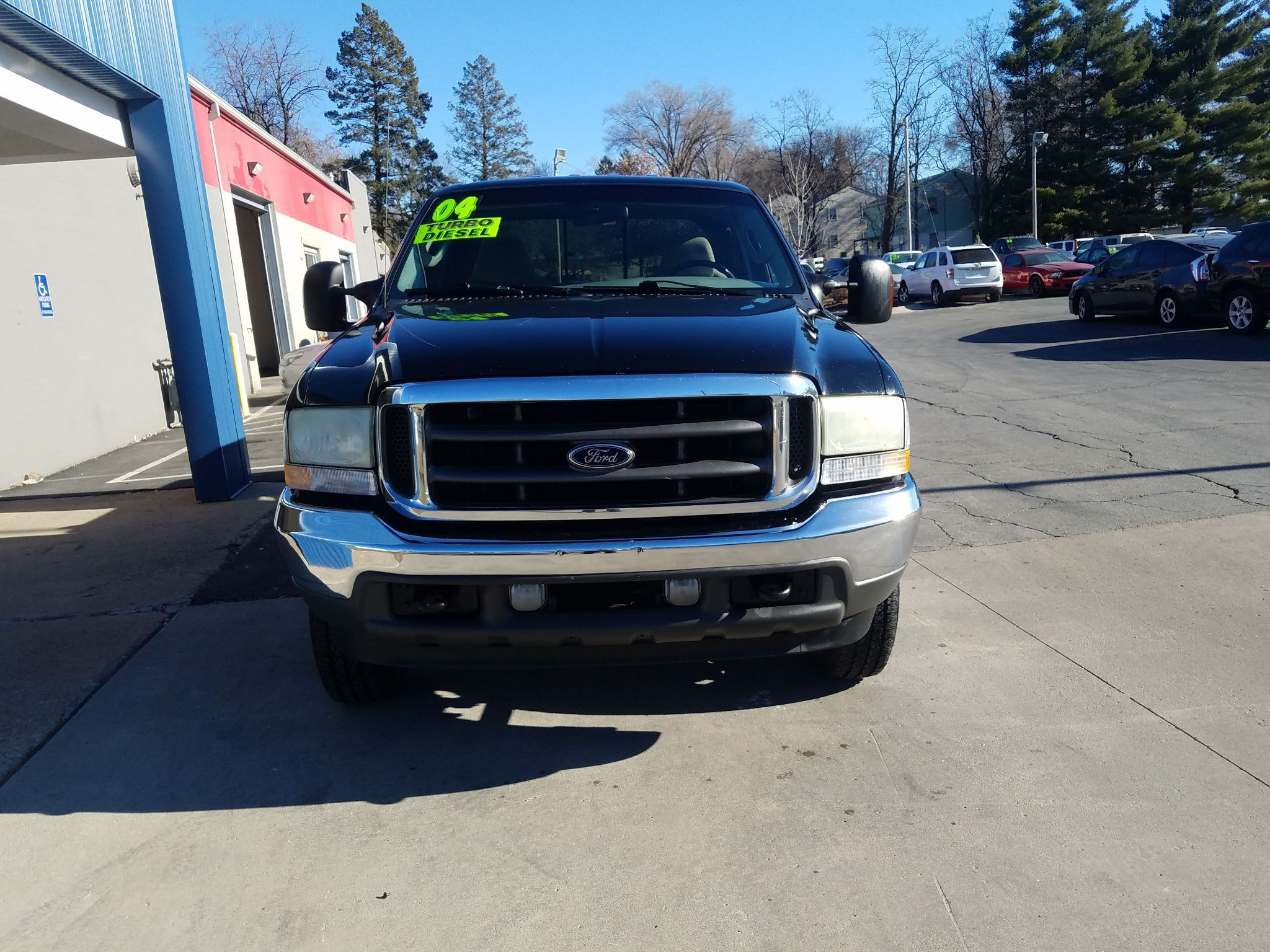 2004 Ford F-250  - MCCJ Auto Group