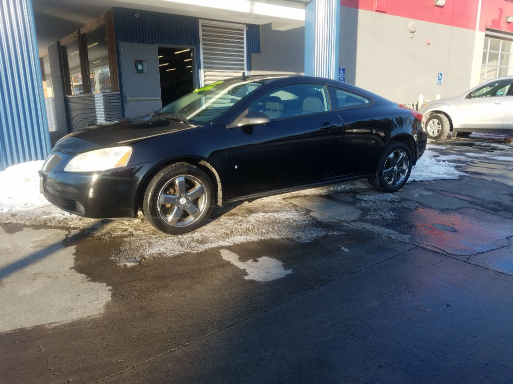 2008 Pontiac G6  - MCCJ Auto Group
