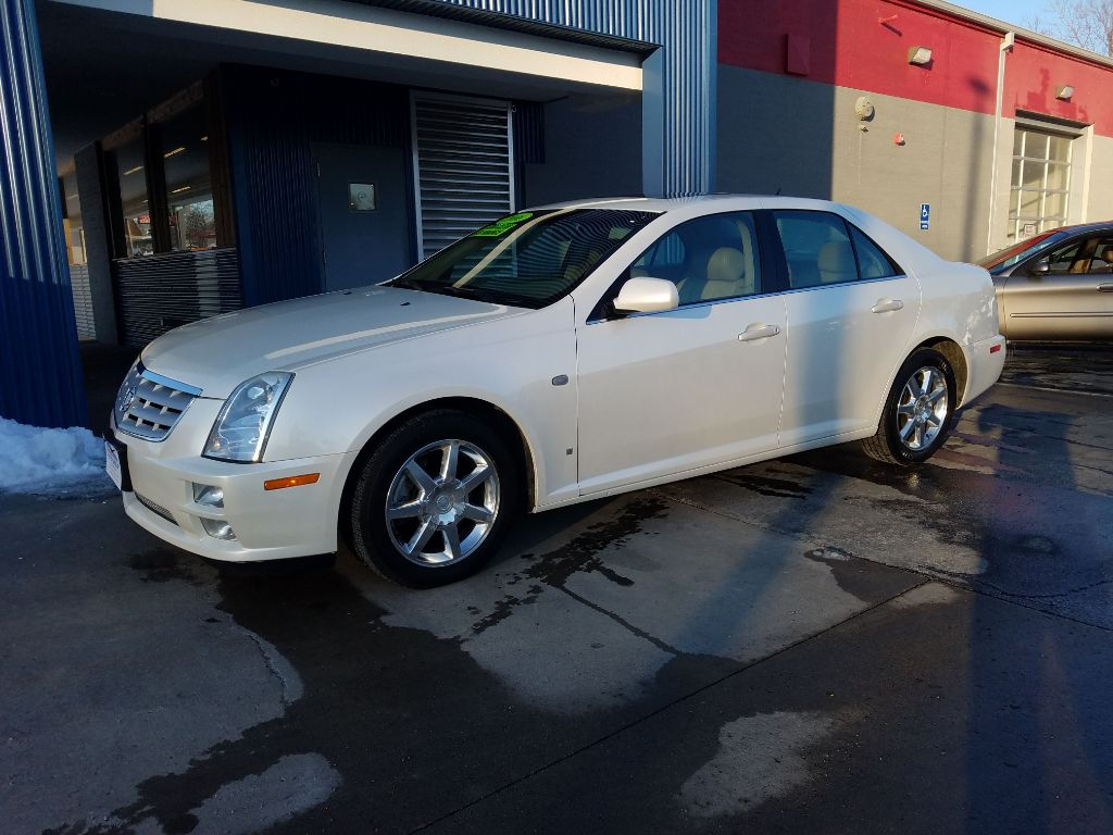2006 Cadillac STS  - MCCJ Auto Group
