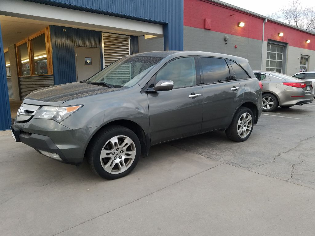 2007 Acura MDX  - MCCJ Auto Group