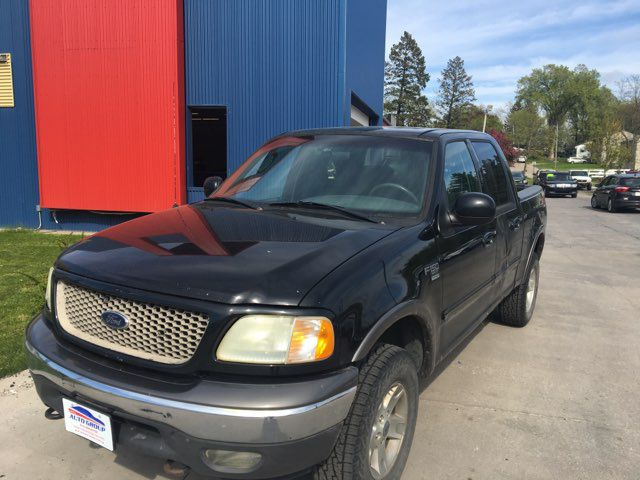 2002 Ford F-150  - MCCJ Auto Group