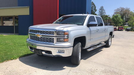 Crew Cab Trucks For Sale >> Used Trucks For Sale Des Moines Mccj Auto Group