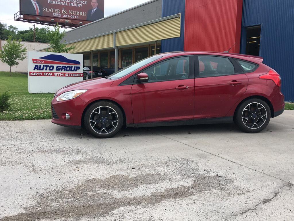 2014 Ford Focus  - MCCJ Auto Group