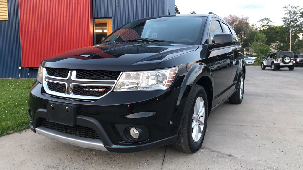 2013 Dodge Journey  - MCCJ Auto Group