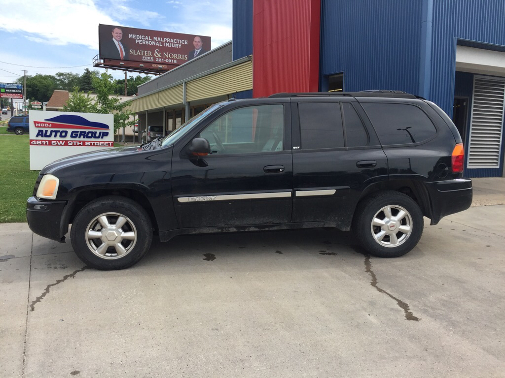 2004 GMC Envoy  - MCCJ Auto Group