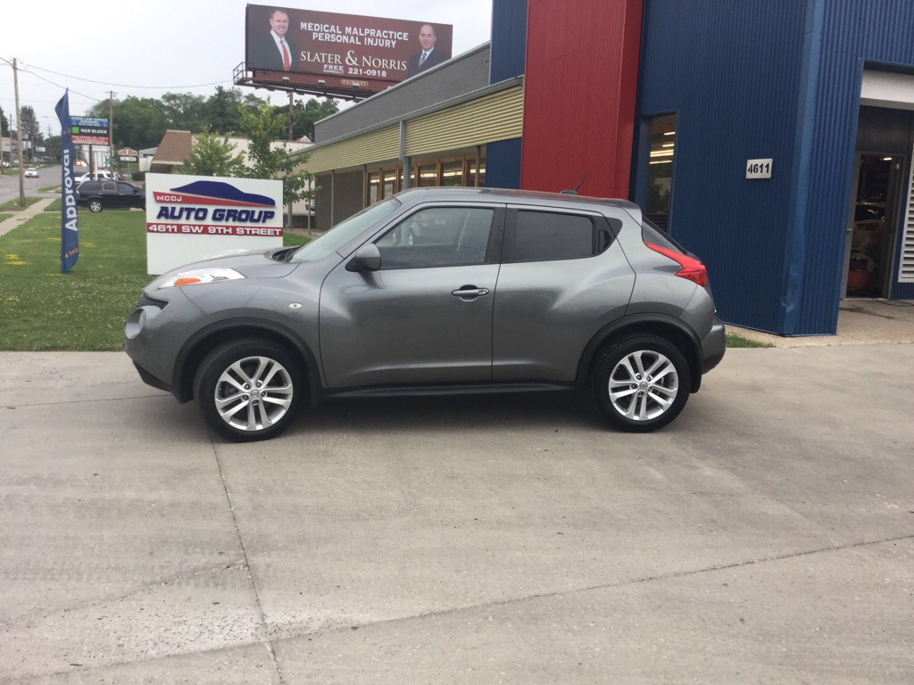 2011 Nissan Juke  - MCCJ Auto Group