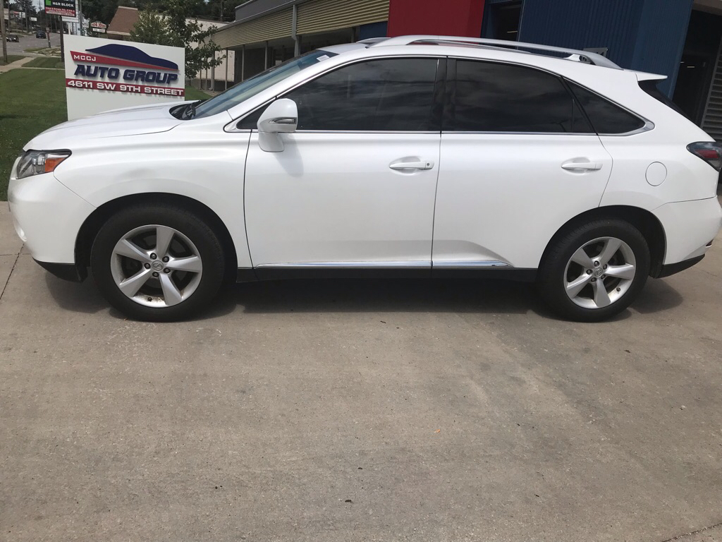 2010 Lexus RX 350  - MCCJ Auto Group