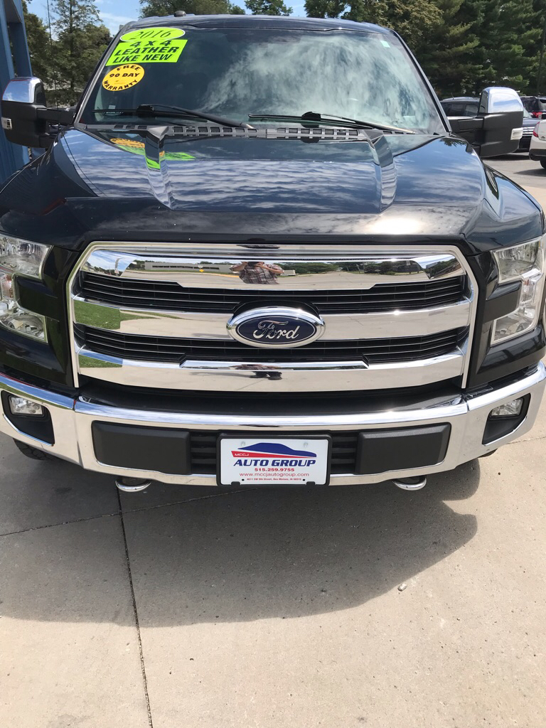 2016 Ford F-150  - MCCJ Auto Group