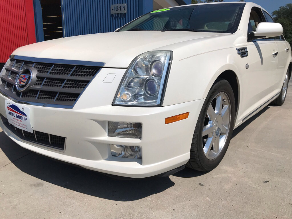 2008 Cadillac STS  - MCCJ Auto Group