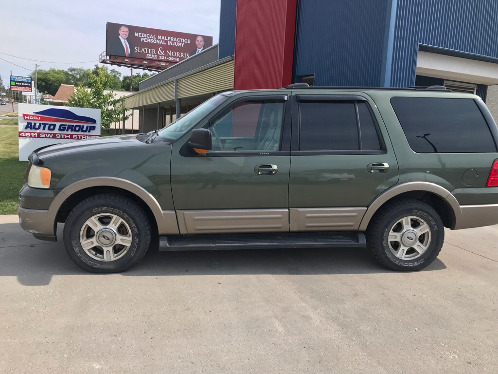 2003 Ford Expedition  - MCCJ Auto Group