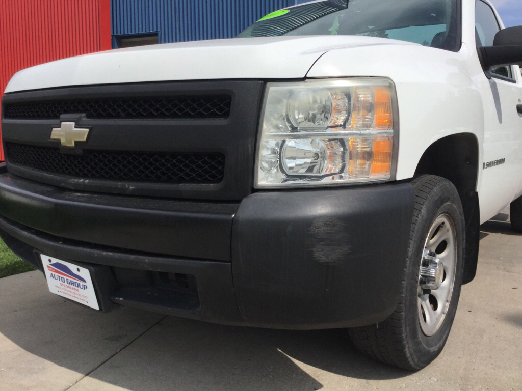 2007 Chevrolet Silverado 1500  - MCCJ Auto Group
