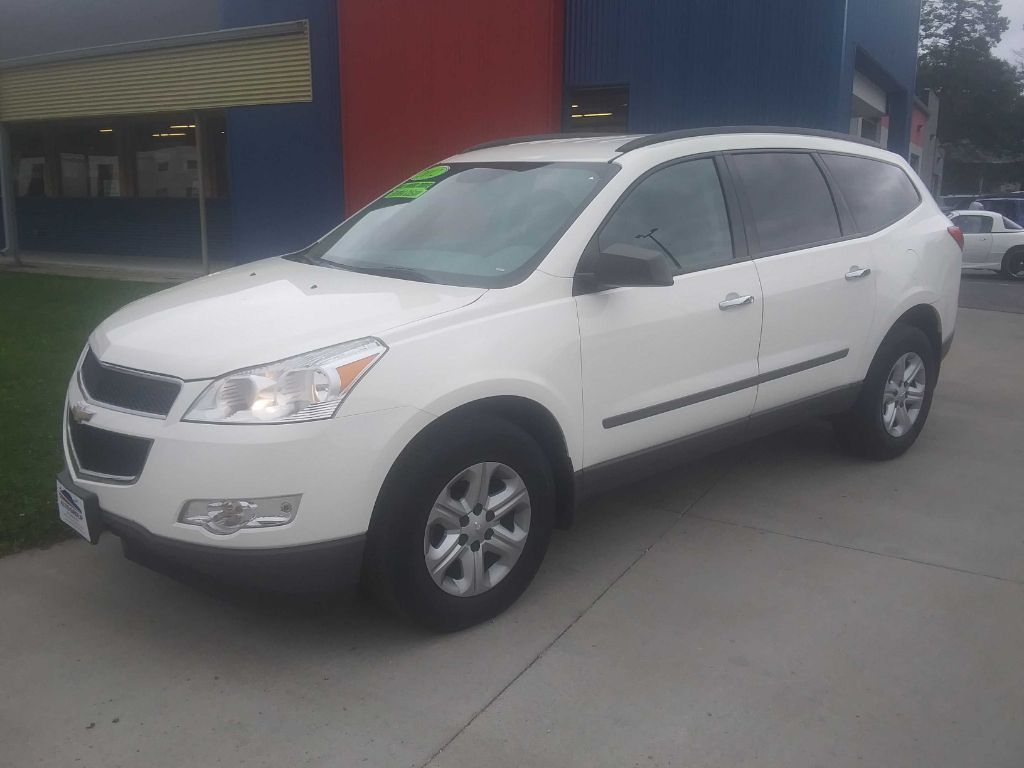 2012 Chevrolet Traverse  - MCCJ Auto Group