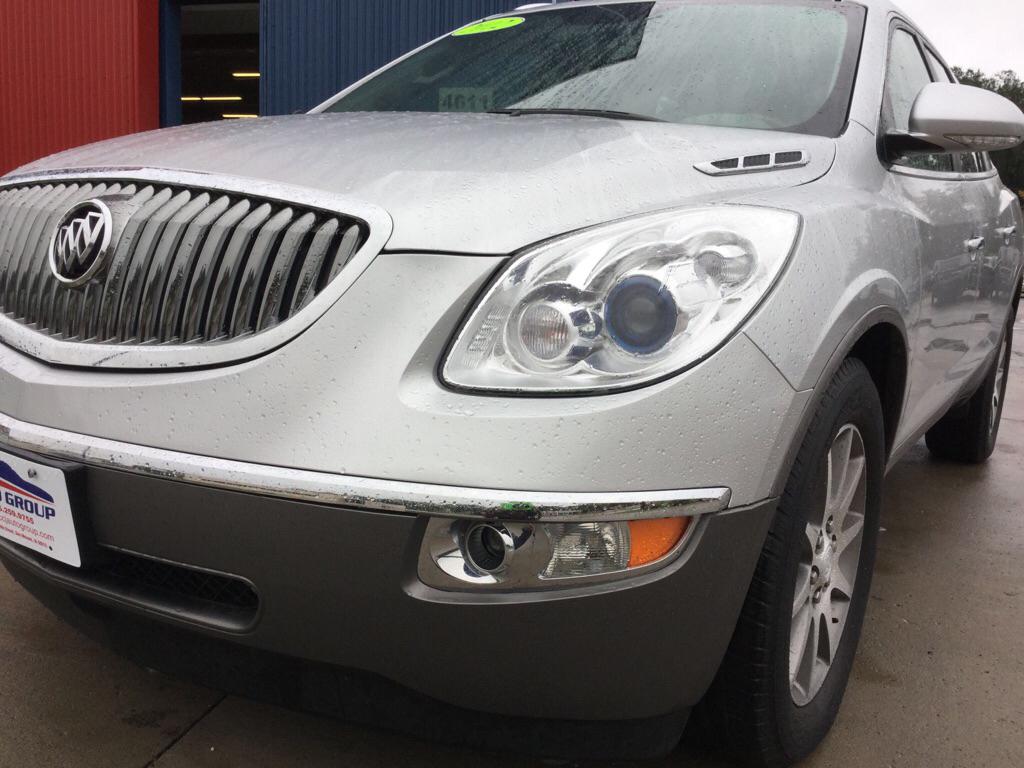 2012 Buick Enclave  - MCCJ Auto Group