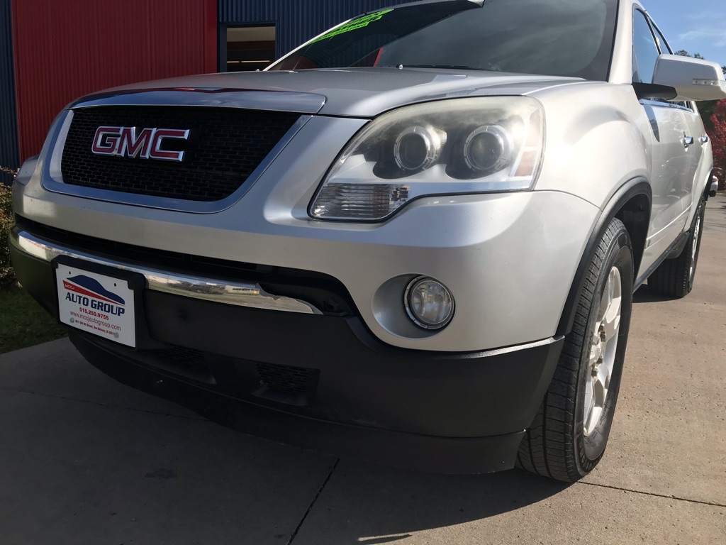 2009 GMC Acadia  - MCCJ Auto Group