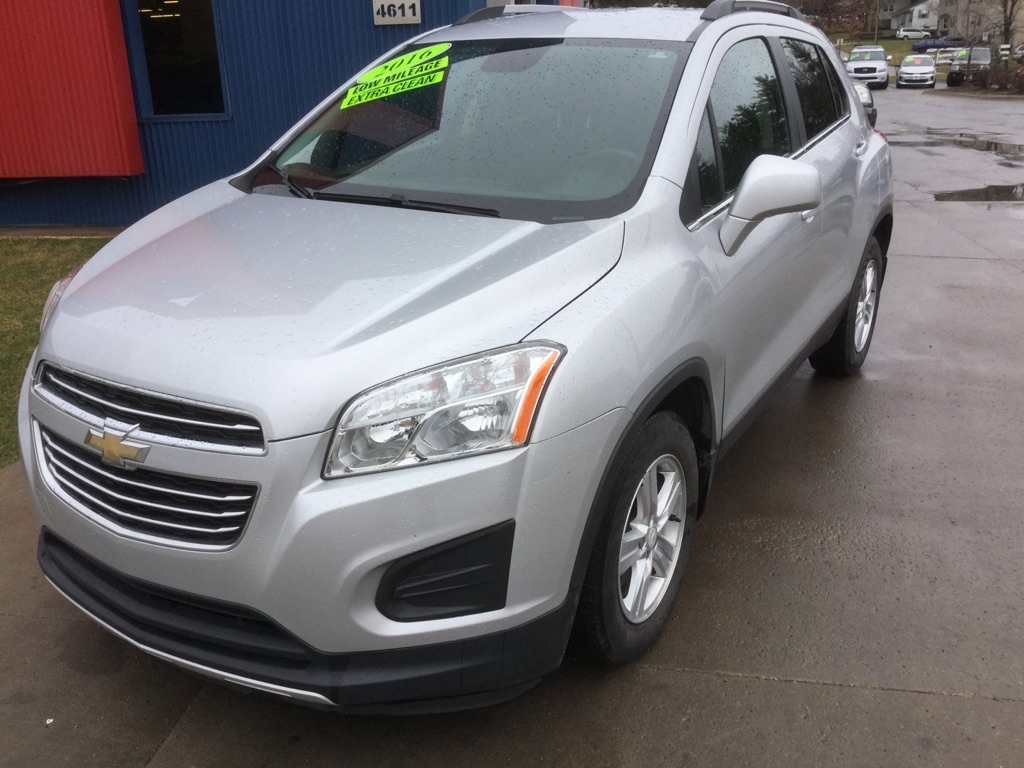 2016 Chevrolet Trax  - MCCJ Auto Group