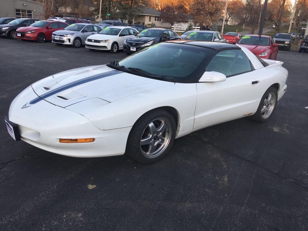 1995 Pontiac Firebird  - MCCJ Auto Group