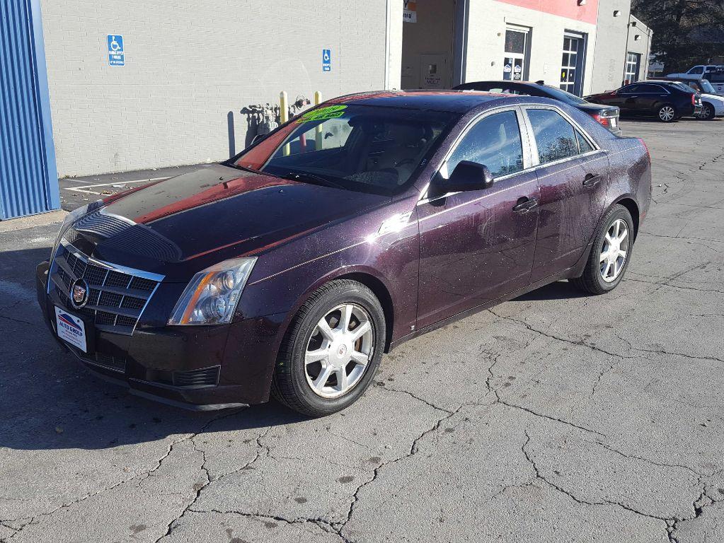 2009 Cadillac CTS  - MCCJ Auto Group