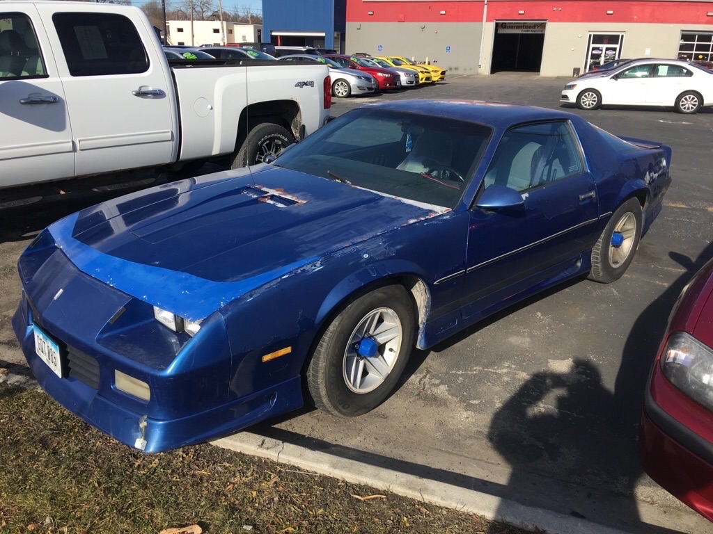 1991 Chevrolet Camaro  - MCCJ Auto Group