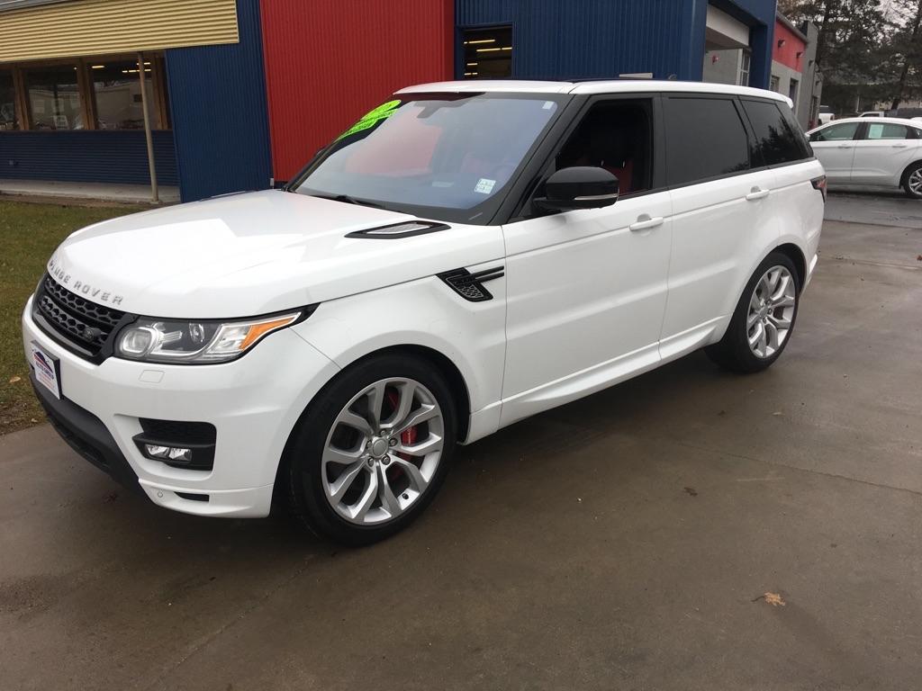2016 Land Rover Range Rover  - MCCJ Auto Group