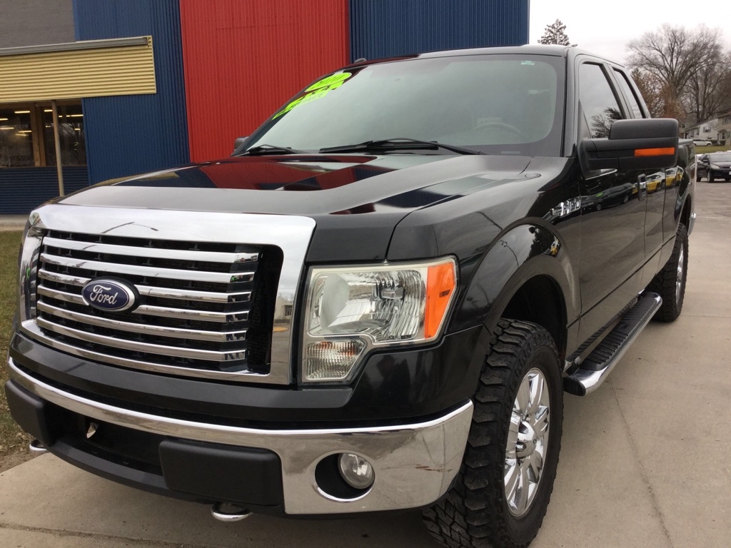 2010 Ford F-150  - MCCJ Auto Group