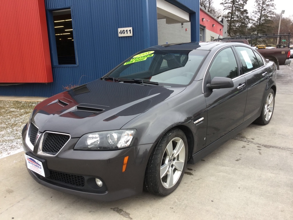 2008 Pontiac G8  - MCCJ Auto Group