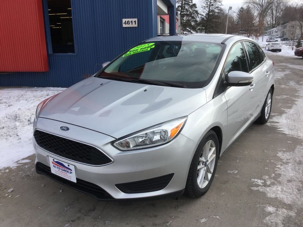 2015 Ford Focus  - MCCJ Auto Group
