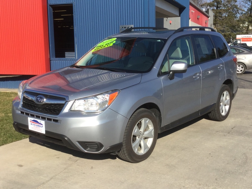 2016 Subaru Forester  - MCCJ Auto Group
