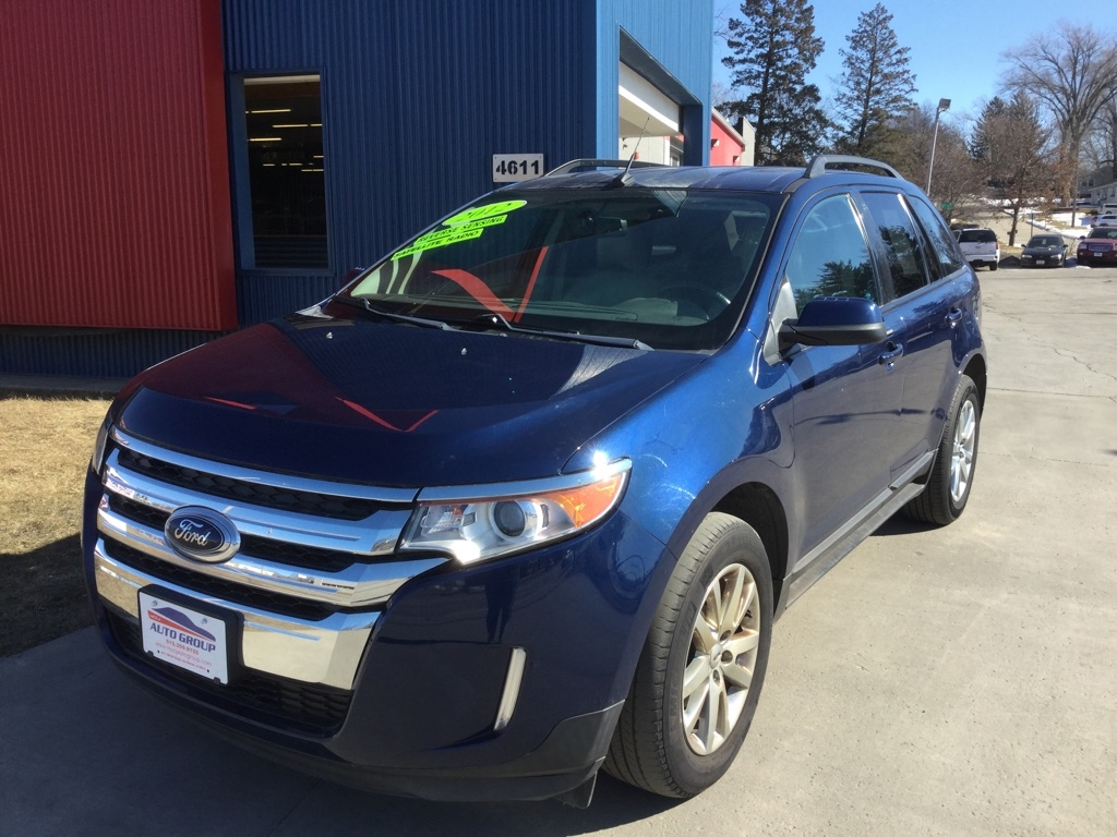2012 Ford Edge  - MCCJ Auto Group