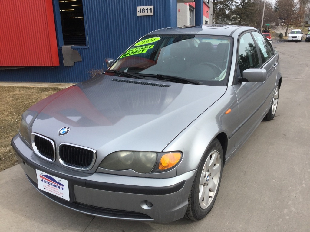 2004 BMW 3 Series  - MCCJ Auto Group