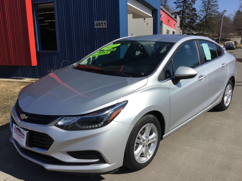 2017 Chevrolet Cruze  - MCCJ Auto Group