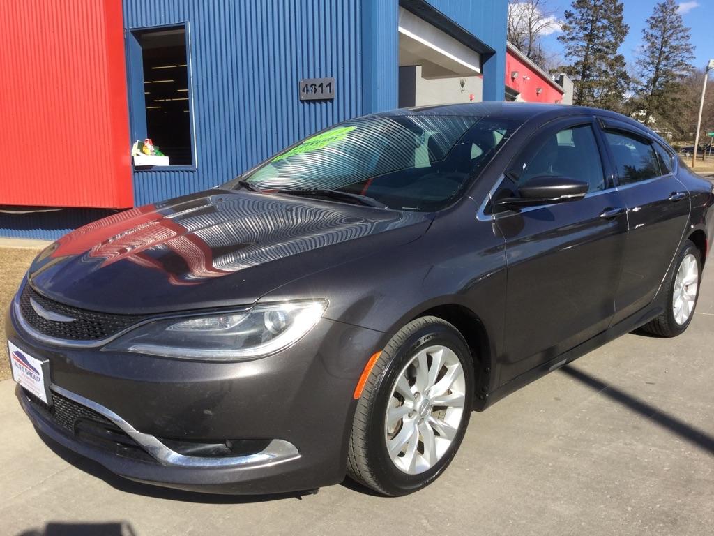 2015 Chrysler 200  - MCCJ Auto Group