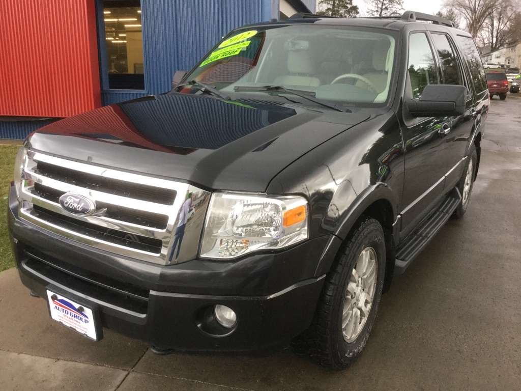 2012 Ford Expedition  - MCCJ Auto Group