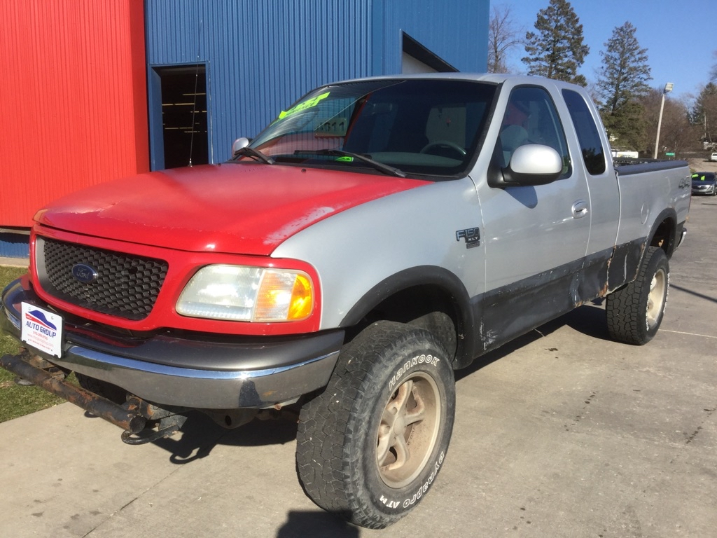 2003 Ford F-150  - MCCJ Auto Group