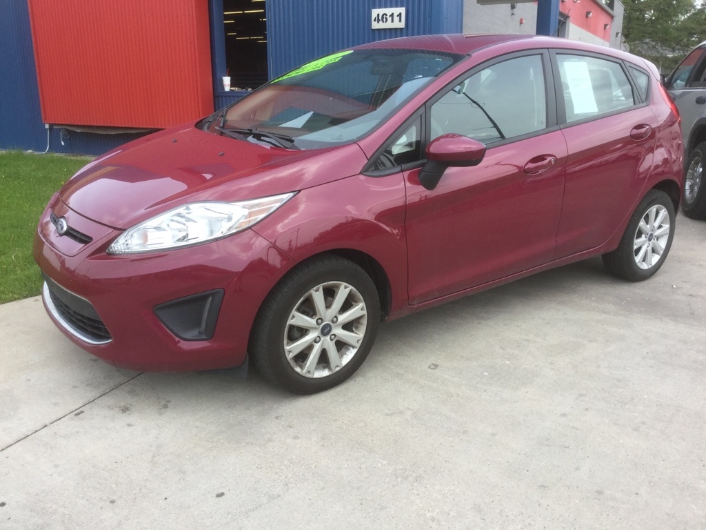 2011 Ford Fiesta  - MCCJ Auto Group