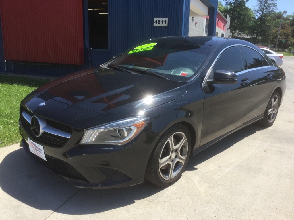 2014 Mercedes-Benz CLA-Class  - MCCJ Auto Group