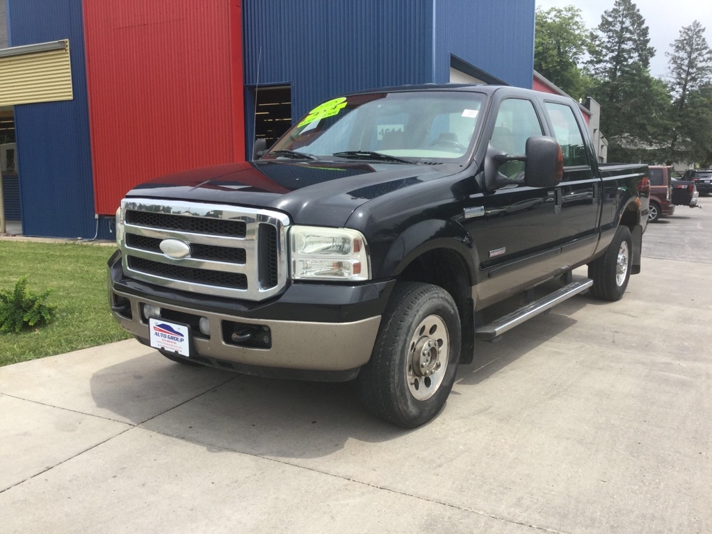 2005 Ford F-250  - MCCJ Auto Group