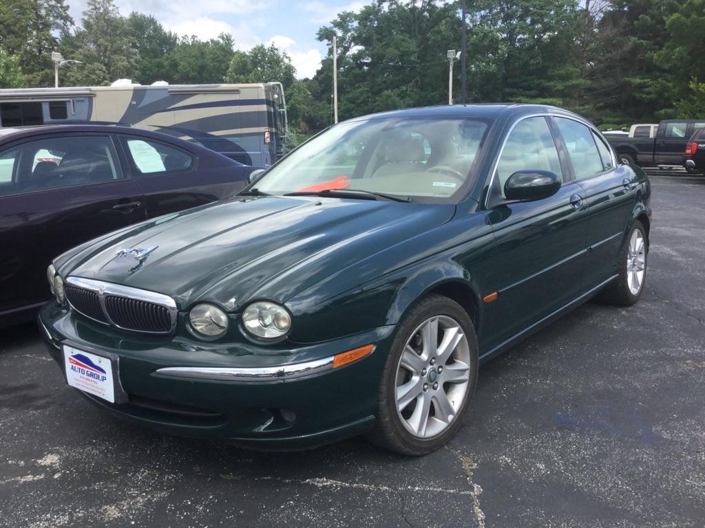2003 Jaguar X-Type  - MCCJ Auto Group