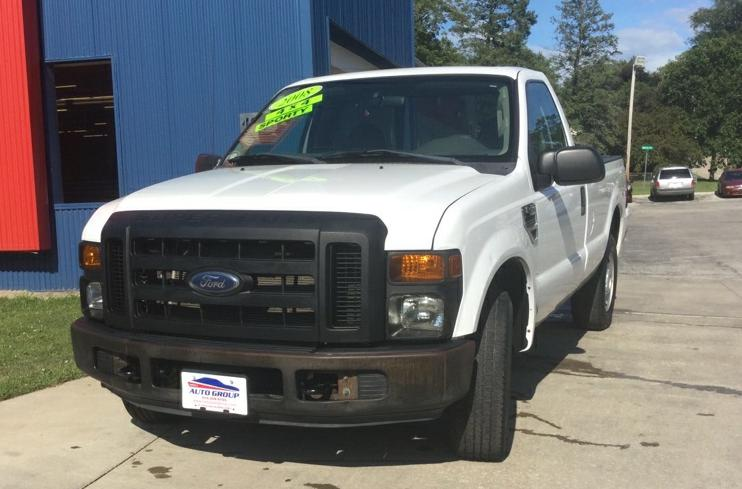 2008 Ford F-250  - MCCJ Auto Group