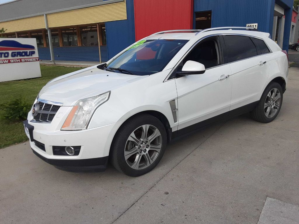 2012 Cadillac SRX  - MCCJ Auto Group
