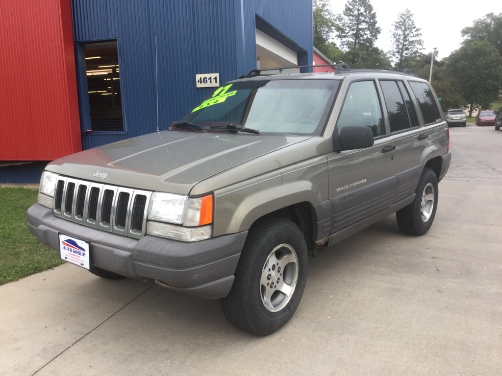 1997 Jeep Grand Cherokee  - MCCJ Auto Group