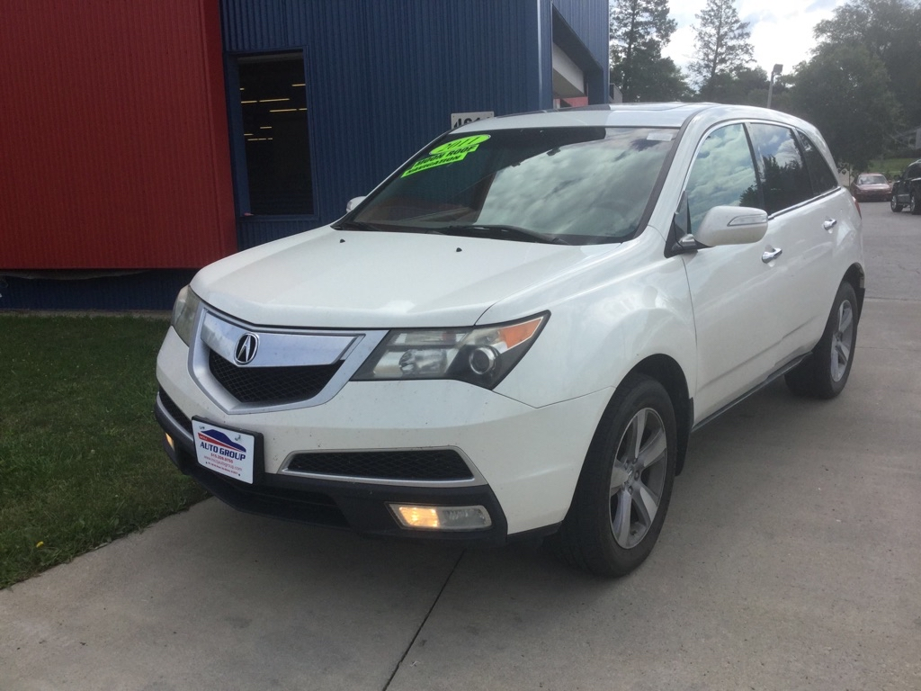 2011 Acura MDX  - MCCJ Auto Group